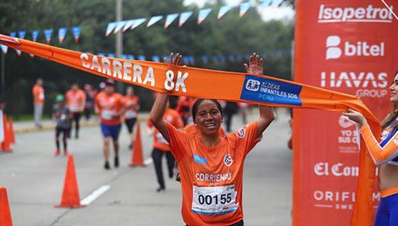 Buscan ayudar a niños y adolescentes con la carrera 8K 'Corriendo por una Infancia Feliz' . (Aldeas Infantiles SOS)