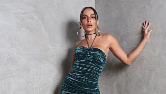 Anitta estará presente en una edición atípica de Año Nuevo en Nueva York. (Foto: Instagram / @anitta).