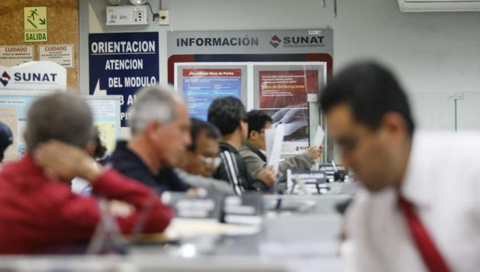 Trabajadores independientes no pagarán Impuesto a la Renta, indicó Sunat. (USI)