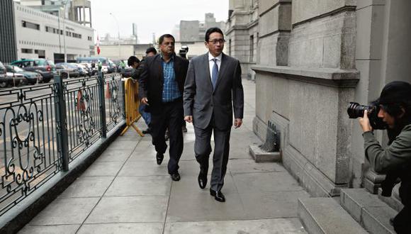 Humberto Abanto también es abogado de Yoshiyama. (GEC)