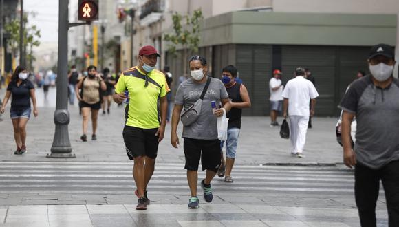 En Lima Oeste, la temperatura máxima llegaría a 21°C, mientras que la mínima sería de 16°C. (Fotos Diana Marcelo / GEC)