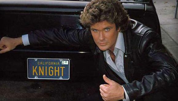 David Hasselhoff volverá a ser Michael Knight.