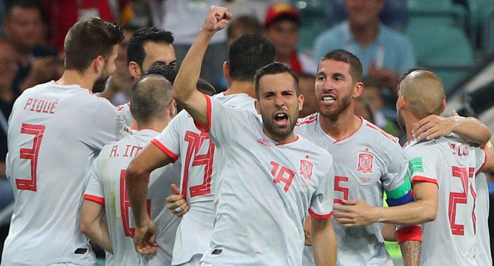 Jordi Alba, ausente en las últimas dos convocatorias de España, ha vuelto a la lista. (Reuters)