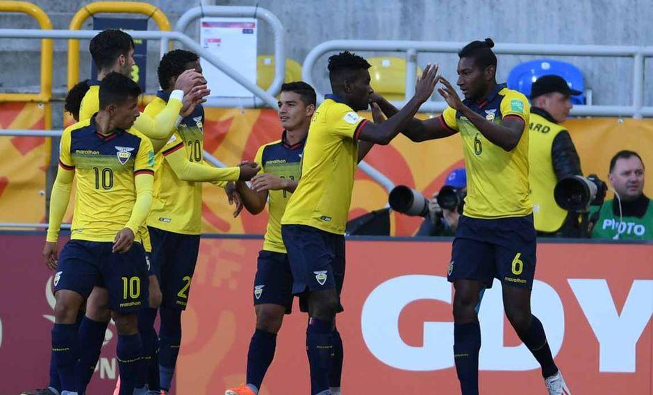 Ecuador vs. Italia se miden por el tercer puesto del Mundial Sub 20. (Foto: EFE)
