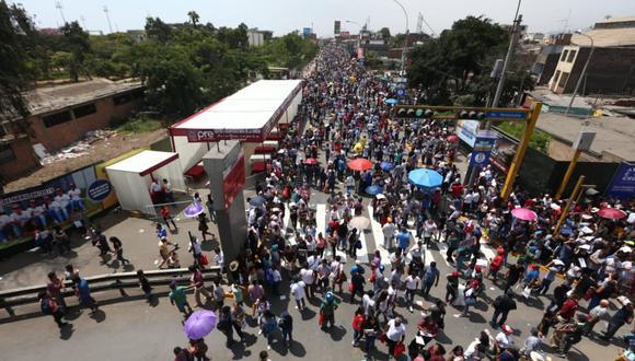 San Marcos: Más de 24 mil postulantes rendirán el examen de admisión este fin de semana. (Foto: Alessandro Currarino / El Comercio)