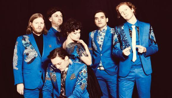 Arcade Fire se presentará por primera vez en el Perú (Mercury Records)