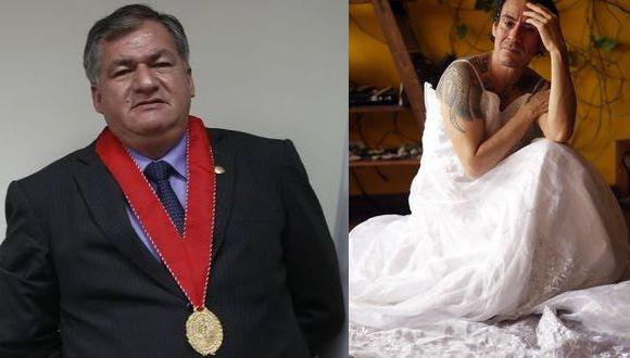Las denunciantes han pedido que el fiscal Guzmán Baca sea apartado del caso. (Fotos archivo GEC)