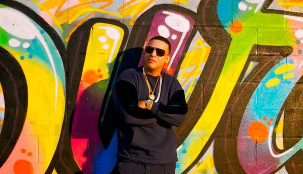 El cantante Daddy Yankee estuvo en Lima en el evento Juntos en Concierto 8 que se realizó en 2016. (USI)