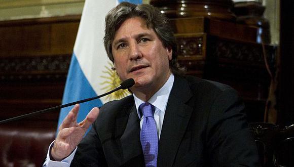 Vicepresidente de Argentina Armando Boudou es procesado por delitos de corrupción. (AP)
