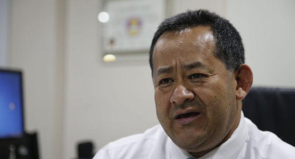 Congresista Bienvenido Ramírez renunció a Fuerza Popular, grupo que lo denunció por la presunta compra de votos. (Perú21)