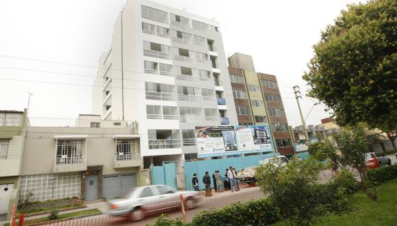 Más proyectos inmobiliarios se desarrollan en zonas de Jesús María y Pueblo Libre. (USI)