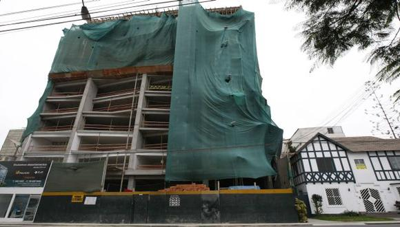 Falta de rapidez en pronunciamiento afecta seriamente el sector Construcción. (Luis Gonzales)