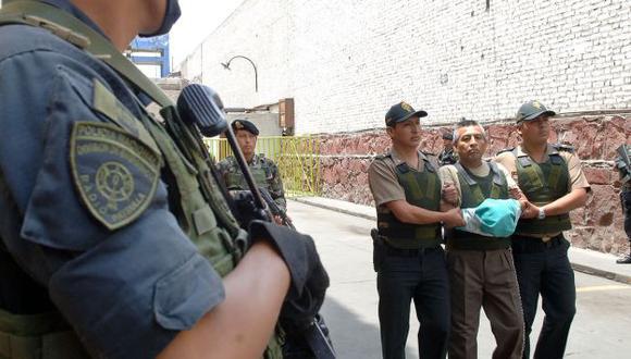 """Excabecilla senderista calificó como un """"honor"""" estar en el mismo centro de reclusión de su """"líder"""" Abimael Guzmán. (Difusión)"""