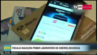 Ministerio Público inaugura el primer laboratorio de ciberdelincuencia en el país