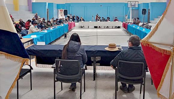 Cusco: comisión de alto nivel de la PCM llega a la región pero suspende reunión en Espinar (Juan Sequeiros)