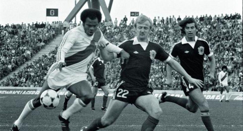 En el Perú solo vistió las camisetas de Universitario y Sport Boys. (Foto: Archivo GEC)