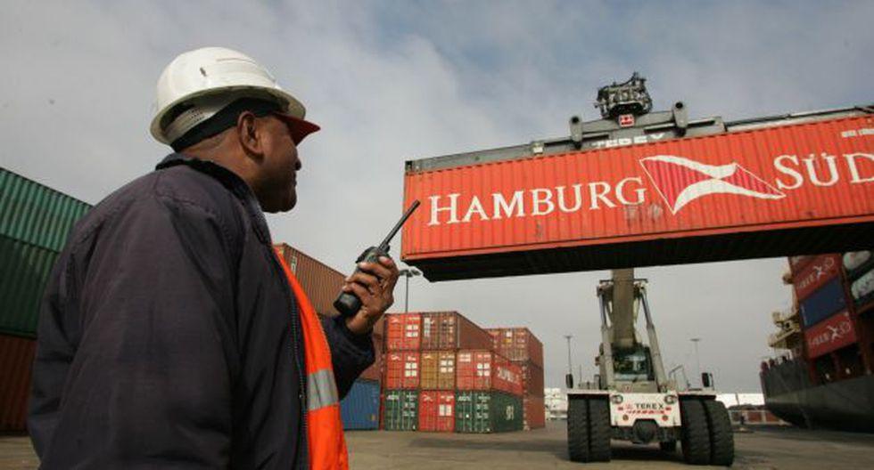 ALISTAN PARAGUAS. Desde abril, la venta exterior de productos nacionales cae sostenidamente. (USI)