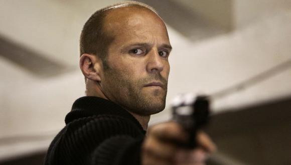 Jason Statham quedó semiinconsciente por el incidente. (Internet)