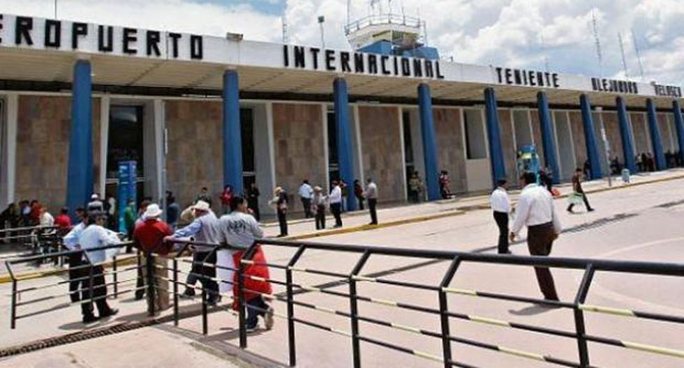 El futuro del aeropuerto Velasco Astete. (GEC)