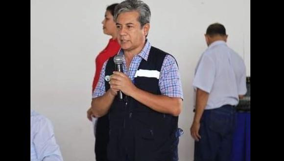 El funcionario público está siendo tratado por el infectólogo Martín Casapía. (Foto/Diresa Loreto)