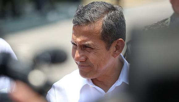 Ollanta Humala es el candidato presidencial del Partido Nacionalista Peruano para las Elecciones 2021. (Foto: GEC)