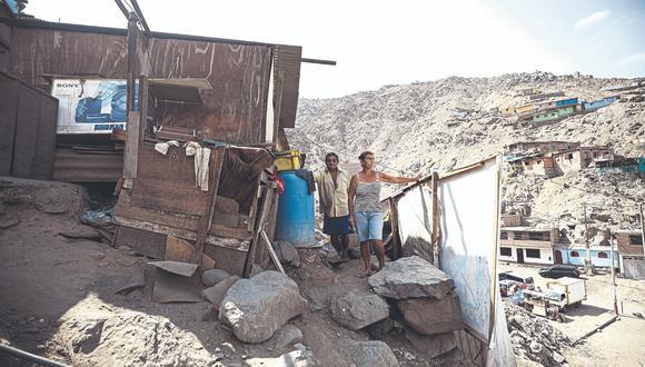 Incidencia. Los más afectados están en el área rural. (Foto: Archivo)