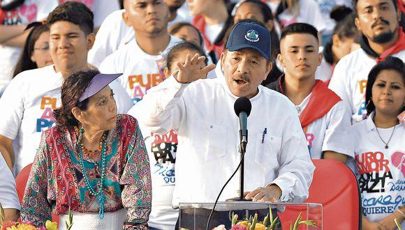 Violencia. Las protestas en Nicaragua comenzaron el 18 de abril. (USI)