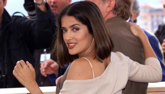 Aunque a Salma Hayek le encantaba la música de Selena Quintanilla, ella tuvo una poderosa razón para rechazar la propuesta de Warner Bros. para dar vida a la cantante. (Foto: Pascal Guyot / AFP)