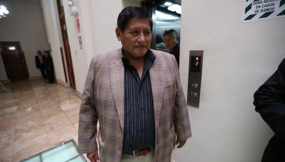 Juan Pari comenta los avances en el caso Lava Jato. (USI)