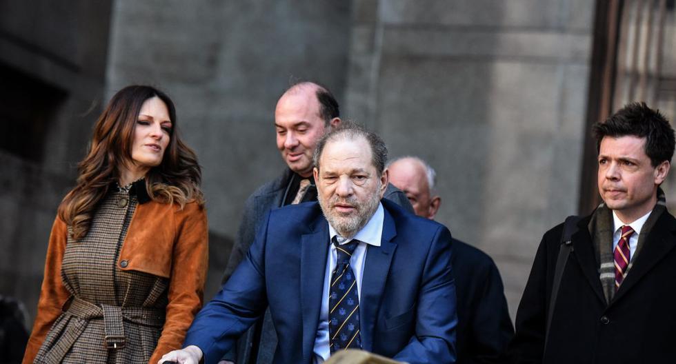 El fiscal asistente de distrito Joan Illuzzi dijo que Weinstein, de 67 años, consideraba que sus víctimas nunca se presentarían ante un tribunal. (AFP)