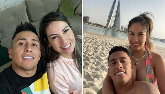 Pamela López y Christian Cueva mantienen una larga relación y se casaron en el 2019. (Foto: Instagram @cueva10oficial).