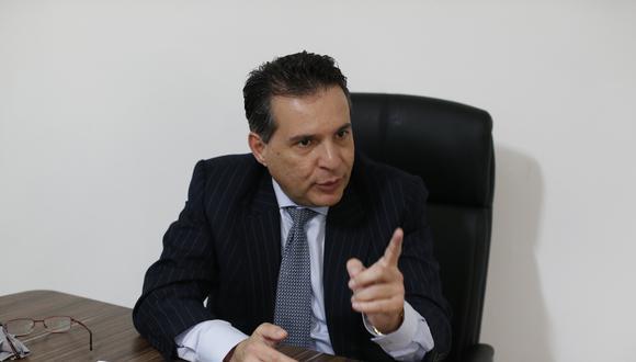 El congresista Omar Chehade estimó que en el 2023 podría retornar la bicameralidad al Parlamento. (Foto: GEC)