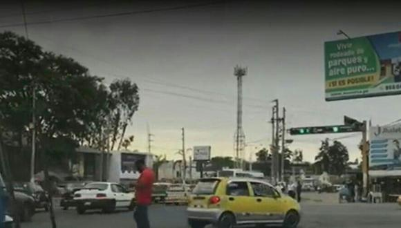 Ica: Tránsito vehicular se registra con normalidad tras la aprobación de la nueva ley agraria (Foto: Captura de Pantalla América Noticias)