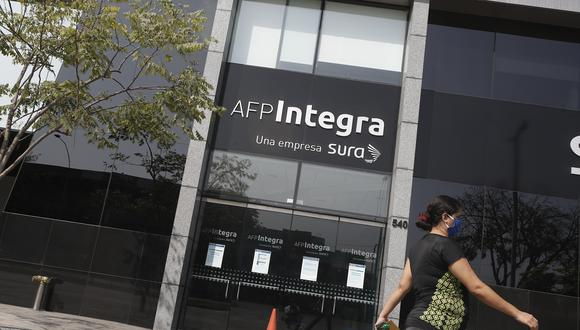 Los fondos retirados de las AFP podrían ser intangibles. (Foto: GEC)