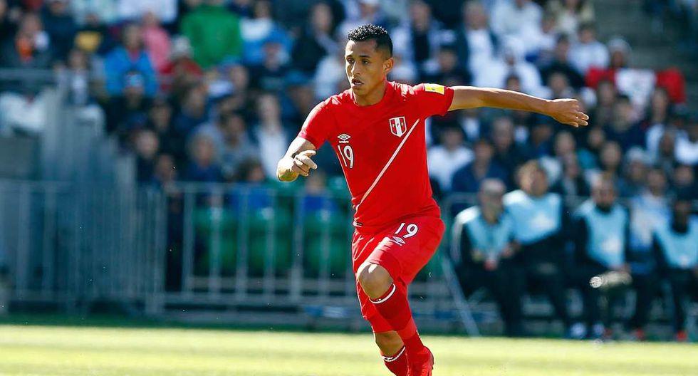 Yoshimar Yotún iría al Cruz Azul de México (Foto: EFE).