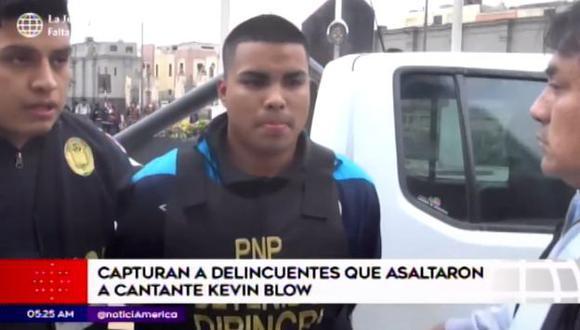 Delincuentes de Kevin Blow.