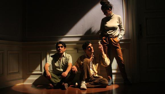 'Sobre la tierra' se presenta hasta el 8 de julio en el Teatro de Lucía (Difusión).