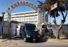 Tacna: Advierten que Hospital Regional Hipólito Unanue solo tiene dos camas UCI disponibles