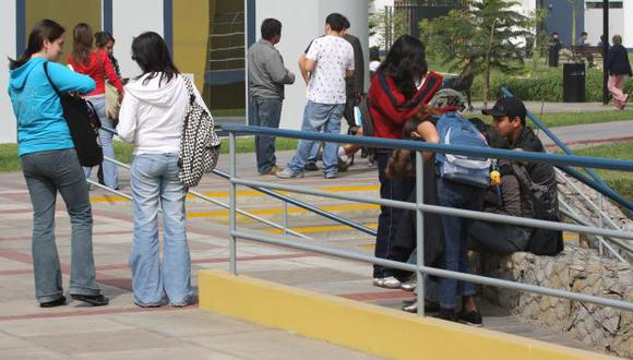 Las universidades del Perú son cuestionadas por la calidad de la enseñanza que imparten. (Perú21)