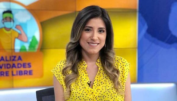 Padre de periodista Fátima Aguilar falleció a causa del COVID-19. (Foto: Instagram / @eselunar)