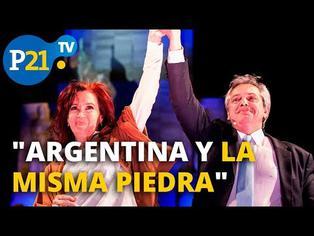Argentina y la misma piedra