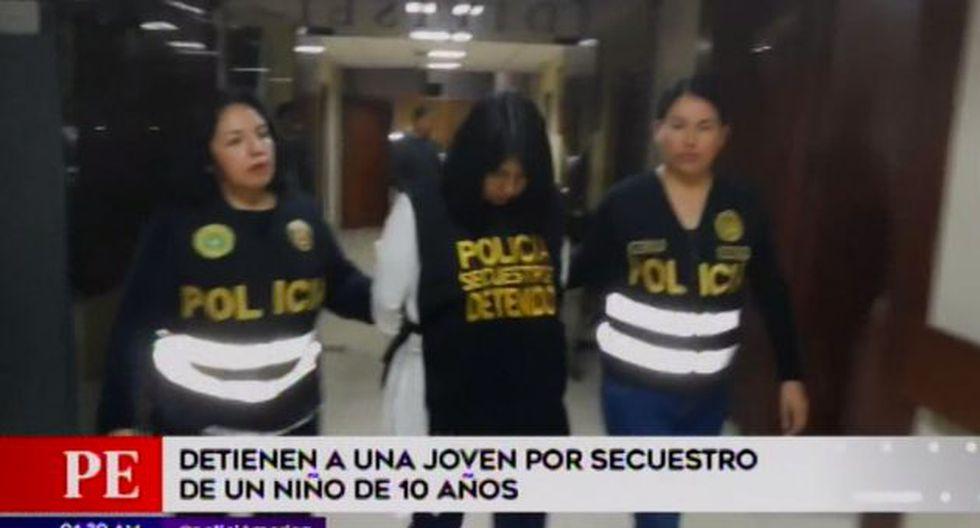 El secuestro del niño de 10 años se produjo en octubre del 2017. (Foto: Captura/América Noticias)