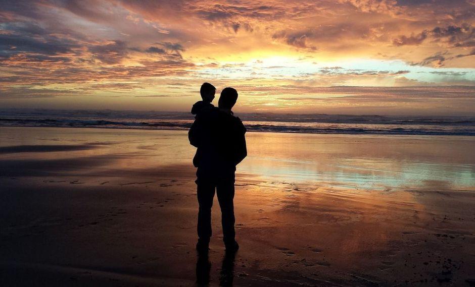 Es casi seguro que tu papá haya realizado más viajes que tú y, por lo tanto, conozca muchos más destinos turísticos. Estando con él tendrás un guía las 24 horas. (Foto: Pixabay)