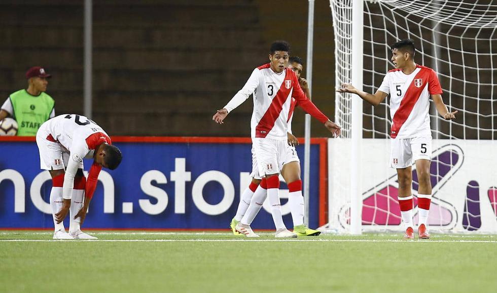 Perú vs. Paraguay (Foto: Jesús Saucedo/GEC)