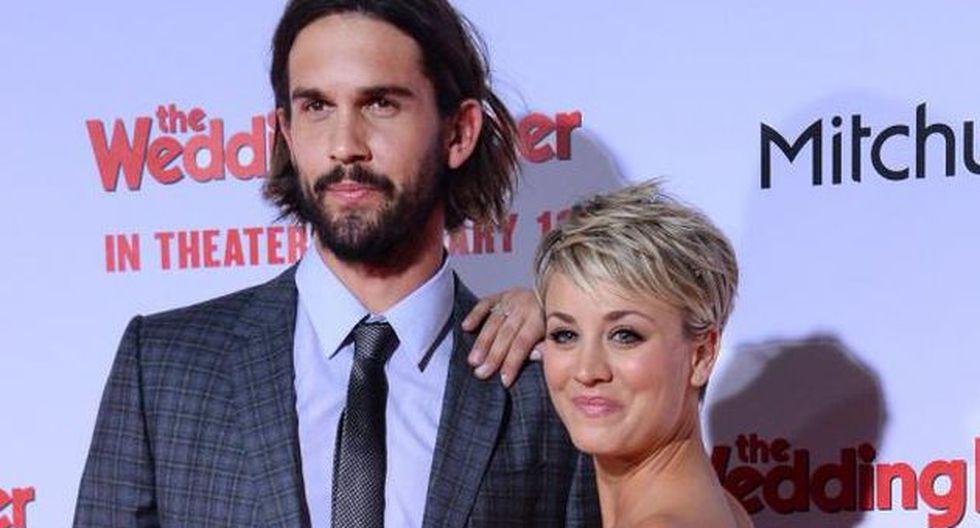 Kaley Cuoco y el tenista Ryan Sweeting se divorcian tras 21 meses de matrimonio. (espanol.upi.com)