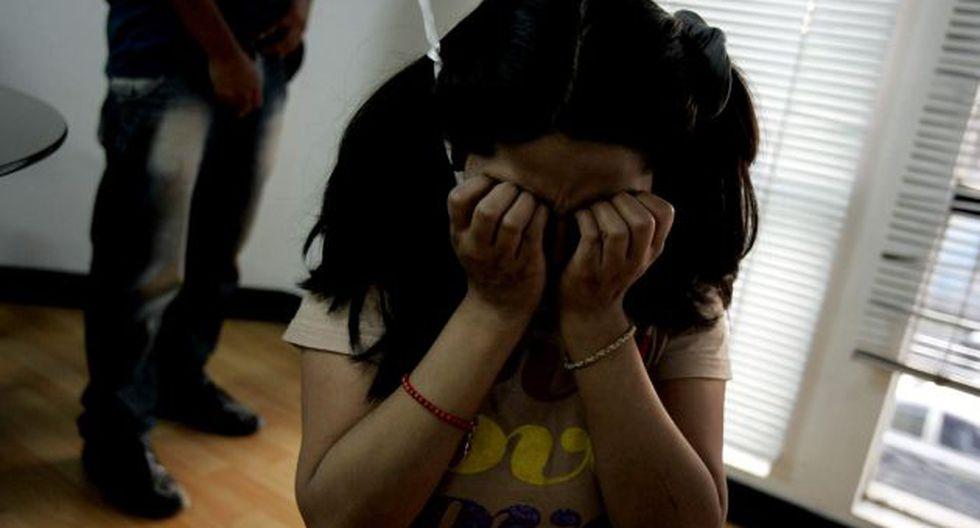 UN DRAMA. El abandono de los padres facilita que tratantes de personas capten a jovencitas. (Heiner Aparicio)
