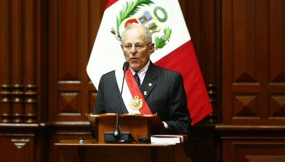 La decisión de PPK generó que tres congresistas de su bancada dieran un paso al costado. (LuisCenturión/Peru21)