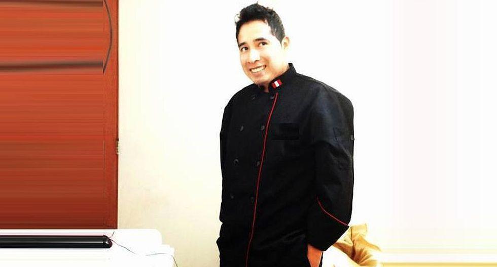 Carlos Javier Hualpa Vacas, el cocinero que se obsesionó con el amor de Eyvi Ágreda. (Facebook)