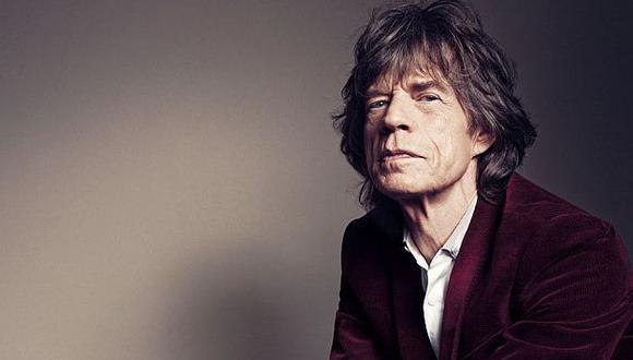 A sus 70 años, Mick Jagger ya es bisabuelo. (Difusión)