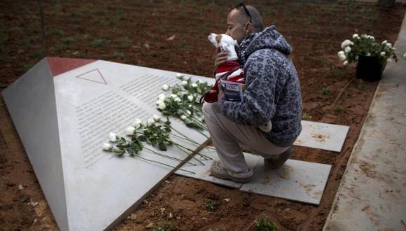 Israel erige monumento a los homosexuales víctimas de los nazis. (AP)